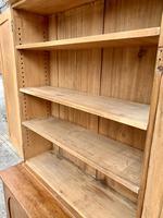 Antique Victorian Pine Shelved Larder Cupboard (12 of 19)