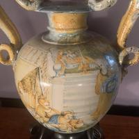 Large decorative Italian renaissance serpent vase (8 of 8)