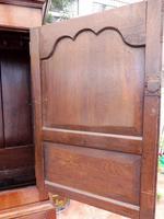 Country Oak Press Cupboard (12 of 14)