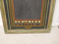 Decorative Bacchanalian Wine Bar Menu, Black Board (3 of 4)