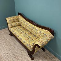 Spectacular Regency Mahogany Antique Sofa / Settee (6 of 9)