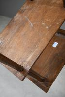 Small Oak Two Tier Table (15 of 16)