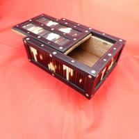 Porcupine Quill Covered Box (3 of 3)