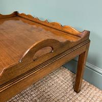Edwardian Tray Top Antique Coffee Table (3 of 5)
