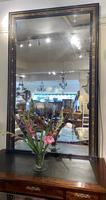 Very Large Ebonised & Gilt Mirror (5 of 7)
