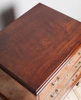 Small Georgian mahogany chest of drawers (4 of 5)