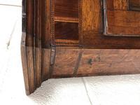 Georgian Oak Corner Cupboard with Inlay (9 of 10)
