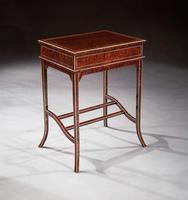 Unusual Early 20th Century French Thuya Wood Metamorphic Writing Table (6 of 13)