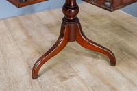 Mahogany Occasional Table (3 of 5)