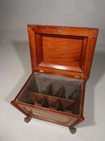 Good Regency Period Wine Cooler in the Manner of Gillows of Lancaster (5 of 6)