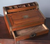 Victorian Colonial Camphorwood Writing Slope (6 of 14)