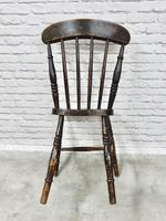 Set of 4 Windsor Kitchen Chairs (5 of 5)