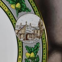 "Limited Edition Caverswall ""Rutland County"" Plate (4 of 8)"