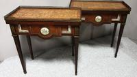 Fabulous Pair of French Card Tables (4 of 17)