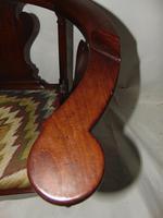 George II Red Walnut Corner Chair (6 of 7)