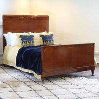French Empire Antique Bed