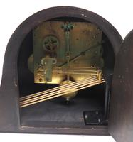 Napoleon Hat Shaped Mantel Clock – Musical Westminster Chiming 8-day Mantle Clock (9 of 10)