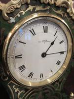 Antique French Boulle 8 Day Mantel Clock (8 of 8)