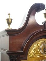 20th Century Solid Musical Mahogany Longcase Clock (12 of 12)