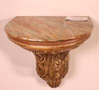 18th Century Wall Console in Wood (7 of 9)