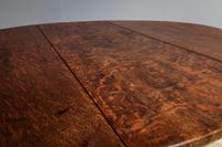 Oak Gateleg Coffee Table (2 of 8)