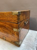 Camphor Campaign Travel Chest (5 of 9)