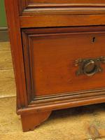 Antique Narrow Office Chest of Drawers (16 of 17)
