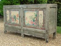 Beautiful 19th Century Chinese Hand Painted Cabinet (2 of 12)