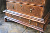 William & Mary Walnut Chest of Drawers (8 of 9)