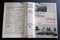 1938 Escape from Baghdad by Carl R. Raswan - 1st Edition with Original Dust Jacket (5 of 6)