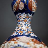 Pair of 19th Century Imari Vases (7 of 8)