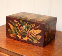 Mauchline Fernware Box (9 of 9)
