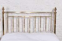 Fabulous Quality Victorian King Size all brass bed (8 of 9)