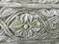 "Roman Style Stone Garden Bronze Floral Sundial ""Sunny Hour"" (29 of 30)"