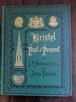 Three Circa 1881 Books of Bristol Past & Present (3 of 6)
