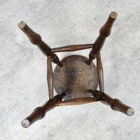 19th Century Tavern Stool (3 of 4)