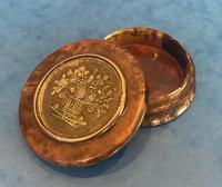 19th Century French Thuya Burl Burr Snuff Box (10 of 12)