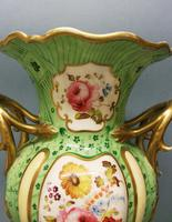 Henry & Richard Daniel Twin-Handled Vase, c.1825-30 (5 of 12)