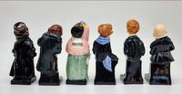 Six Royal Doulton Figurines (6 of 8)