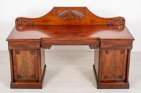 Impressive William IV Mahogany Pedestal Sideboard (7 of 9)
