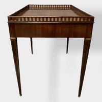 18th Century Mahogany Silver Table (7 of 11)