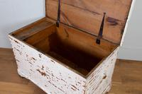 Victorian Painted Blanket Box Chest C1870 (5 of 12)