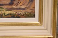"""Oil painting by Alec Caruthers Gould """"Porlock"""""""" (3 of 11)"""