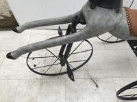 Victorian Child's Self Propelled Tricycle Horse (13 of 15)