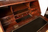 Mahogany Desk / Bureau / Bombe (5 of 5)
