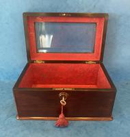 Victorian French Fruitwood Display Box (7 of 9)