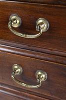 Antique Edwardian Mahogany Music Cabinet (11 of 13)