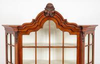 Superb Walnut Dutch Display Cabinet (2 of 11)
