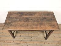 18th Century Oak Farmhouse Table (2 of 8)