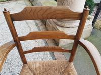 Antique Country Armchair (2 of 8)